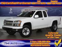 2012 Chevrolet Colorado 4WD Ext Cab Work Truck