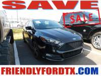 Used 2015 Ford Focus ST Hatchback EcoBoost I4 GTDi DOHC Turbocharged VCT for Sale in Crosby near Houston