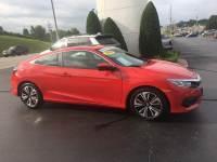 2016 Honda Civic EX-L Coupe