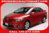 Used 2011 Toyota Corolla S in Brunswick, OH, near Cleveland