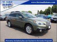 Certified Pre Owned 2017 Subaru Outback for Sale in St. Cloud near Sartell