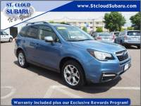 Certified Pre Owned 2018 Subaru Forester for Sale in St. Cloud near Sartell