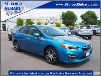 Certified Pre Owned 2018 Subaru Impreza for Sale in St. Cloud near Sartell