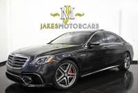 2018 Mercedes-Benz S-Class S63 AMG ($168,665 MSRP) **ONLY 4900 MILES**
