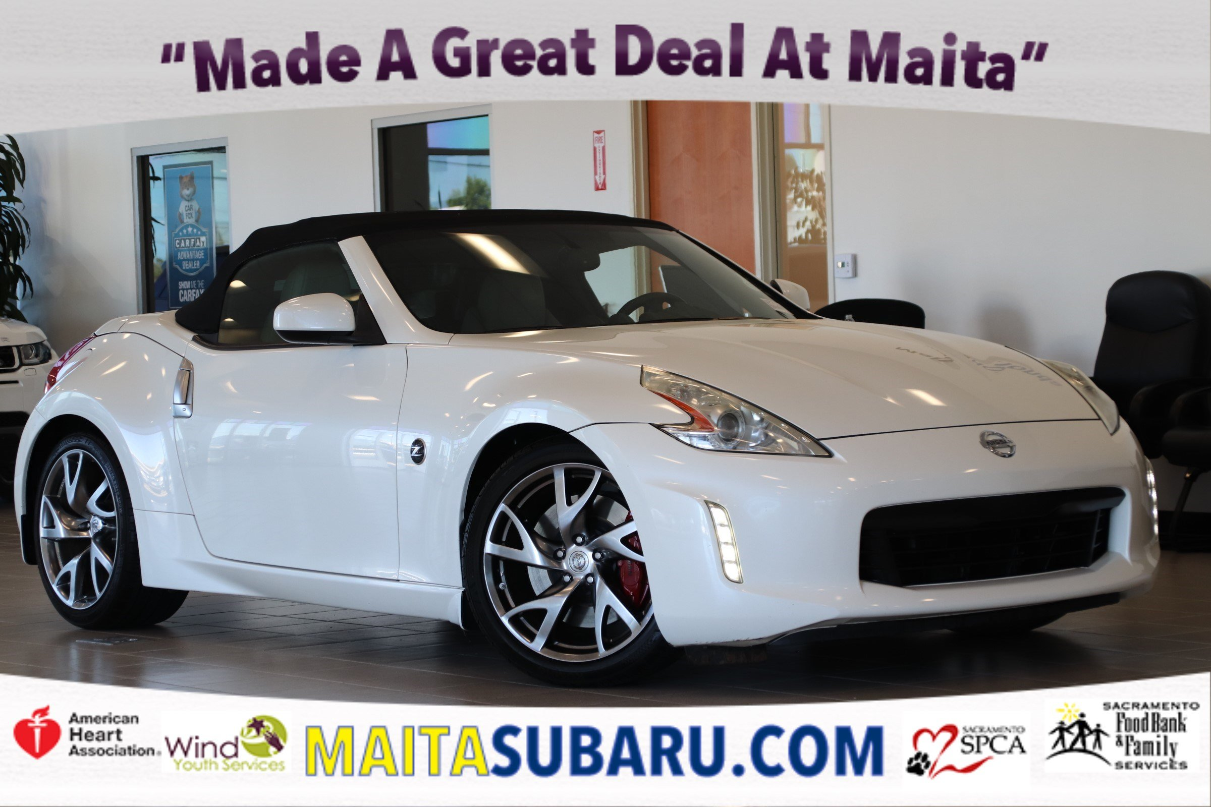 Photo Used 2013 Nissan 370Z Touring Available in Sacramento CA