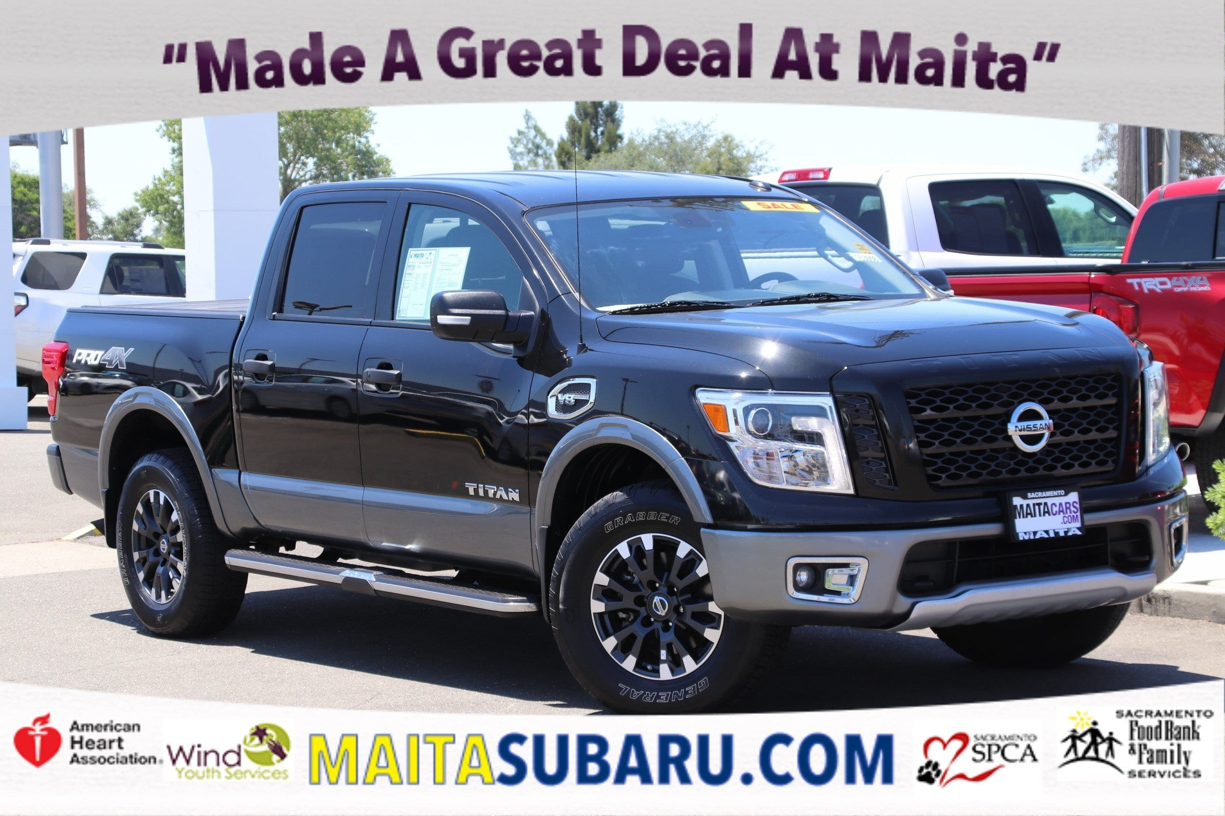 Photo Used 2017 Nissan Titan PRO-4X Available in Sacramento CA