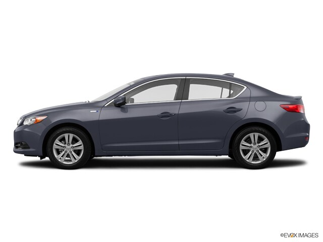 Photo Used 2014 Acura ILX 1.5L Hybrid in Houston, TX