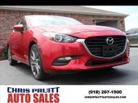 2018 Mazda MAZDA3 s Touring AT 4-Door