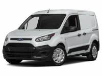 2017 Ford Transit Connect XLT Cargo Van Duratec I4