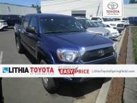 Certified 2015 Toyota Tacoma 4x4 V6 Special Edition Truck Double Cab in Springfield