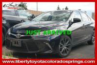 Used 2017 Toyota Camry XSE V6 XSE V6 Auto For Sale in Colorado Springs, CO