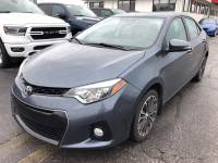 Used 2015 Toyota Corolla S for Sale in Toledo near Bowling Green OH