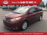 Used 2011 Toyota Sienna 5dr 7-Pass Van V6 XLE AWD