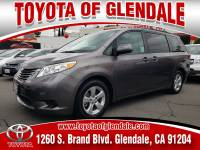 Used 2016 Toyota Sienna, Glendale, CA, Toyota of Glendale Serving Los Angeles