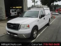 2004 Ford F-150 Regular Cab With Space 4dr 42 k
