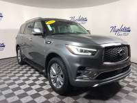 Used 2018 INFINITI QX80 Base in West Palm Beach, FL