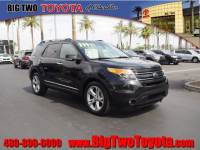 Used 2015 Ford Explorer Limited Limited SUV in Chandler, Serving the Phoenix Metro Area