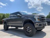 2015 Ford F-150 Lariat 4x4 Sport 5.0L V8 Lifted