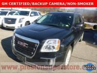 Certified Used 2016 GMC Terrain SLE-1 SUV in Burton, OH