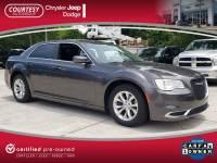 Certified 2015 Chrysler 300 Limited Sedan in Jacksonville FL
