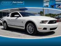 Pre-Owned 2012 Ford Mustang Coupe in Jacksonville FL