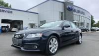 Used 2011 Audi A4 2.0T Premium For Sale in Danbury CT