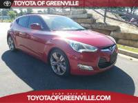Pre-Owned 2013 Hyundai Veloster Base w/Gray Hatchback in Greenville SC