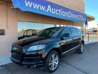 2011 Audi Q7 Quattro 3.0L TDI Premium Plus 3 MONTH/3,000 MILE NATIONAL POWERTRAIN WARRANTY
