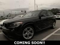 Used 2014 BMW X1 xDrive28i For Sale at Harper Maserati | VIN: WBAVL1C52EVY11204