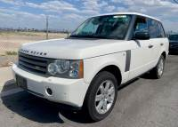 2008 Range Rover 4WD HSE** IMMACULATE* LOWER MILES*