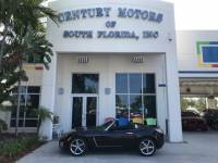 2007 Saturn Sky Red Line 5 Speed Manual Leather Bucket Seats CD Bluetooth