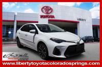 Certified 2017 Toyota Corolla SE SE CVT For Sale in Colorado Springs