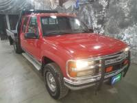 Used 1997 Chevrolet C/K 2500 454 5speed flat bed 4x4