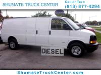 2007 Chevrolet Express Cargo 3500 Extended Diesel