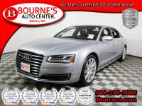 2015 Audi A8 L quattro w/ Nav,Leather,Sunroof,Heated Front Seats, And Backup Camera.