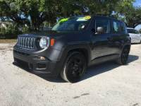 2017 Jeep Renegade Sport SUV For Sale in LaBelle, near Fort Myers