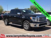 Used 2017 Nissan Titan For Sale | Peoria AZ | Call 602-910-4763 on Stock #P32035B