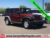 Used 2010 Jeep Wrangler Unlimited For Sale | Peoria AZ | Call 602-910-4763 on Stock #99235A