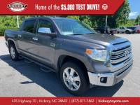 Used 2016 Toyota Tundra 4WD CrewMax Short Bed 5.7L FFV 1794