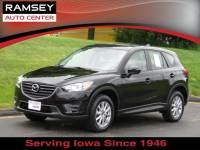 Certified Pre-Owned 2016 Mazda CX-5 AWD Auto Sport near Des Moines, IA