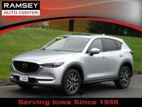 Certified Pre-Owned 2018 Mazda CX-5 Grand Touring AWD near Des Moines, IA