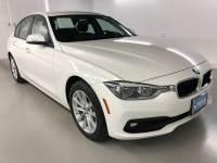 2018 BMW 320i Sedan Sedan