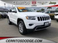 Used 2016 Jeep Grand Cherokee Limited RWD for Sale in Cerritos