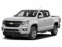 Pre-Owned 2018 Chevrolet Colorado Z71 Truck Crew Cab