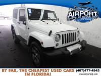 Pre-Owned 2018 Jeep Wrangler JK Sahara