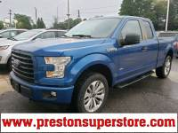Certified Used 2017 Ford F-150 XL Truck in Burton, OH