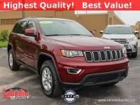 2017 Jeep Grand Cherokee Laredo Near Midland