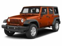 2014 Jeep Wrangler Unlimited Sahara SUV For Sale in Conway