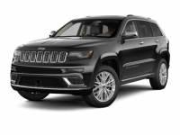 Used 2017 Jeep Grand Cherokee Summit