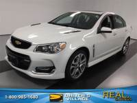 Used 2017 Chevrolet SS For Sale at Burdick Nissan   VIN: 6G3F15RW8HL300331